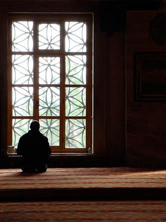 نماز شد