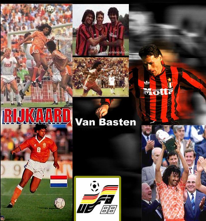 فینال یورو 1988 هلند و شوروی سابق