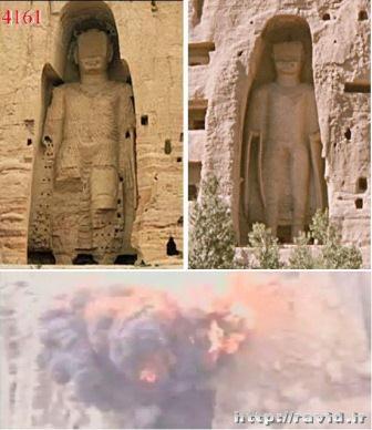 دشمنی با آثار تاریخی ایران