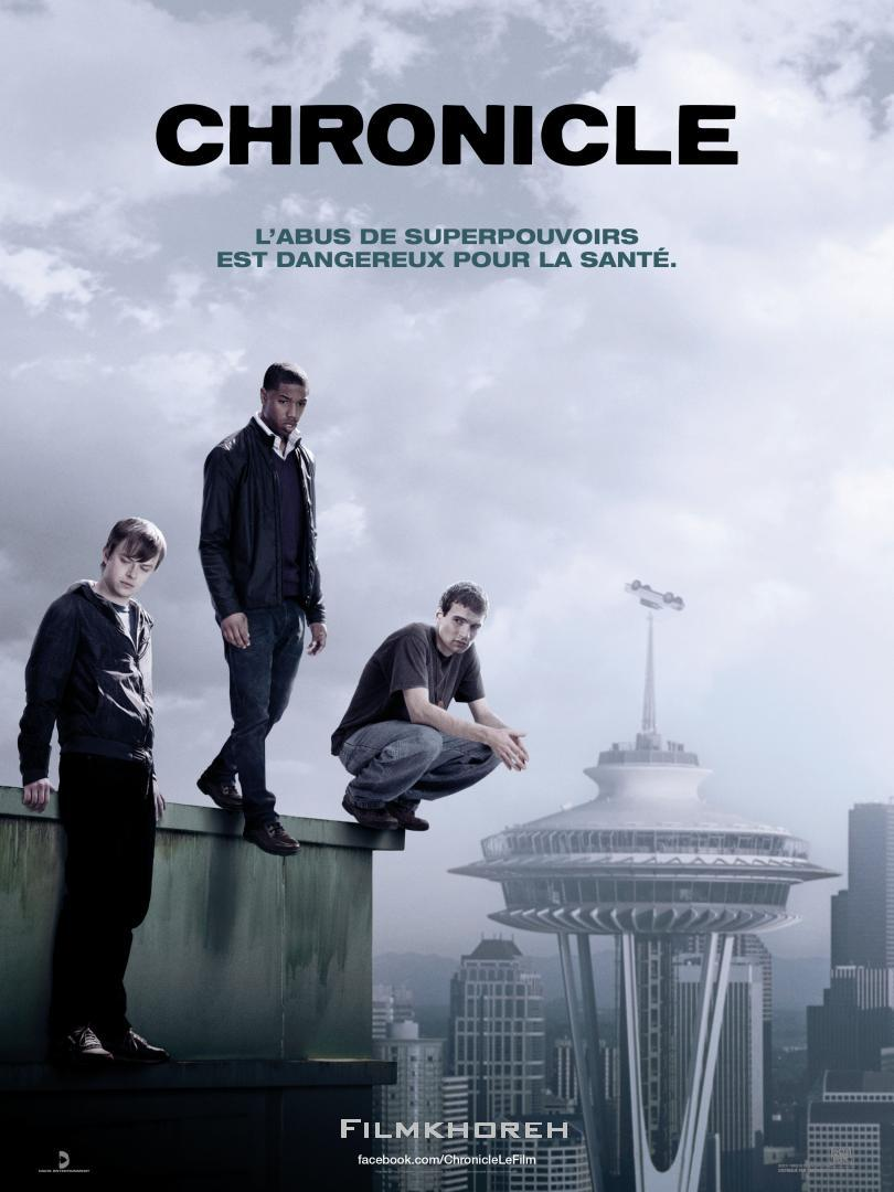 فیلم Chronicle 2012