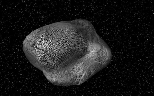 سنگ معدن فضایی