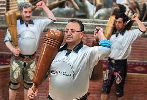 باشگاه ورزش باستانی استان اردبیل