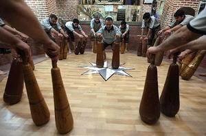 ورزش باستانی استان اردبیل