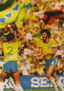 برزیل و فرانسه در جام 1986و 11 بازی جام 1990