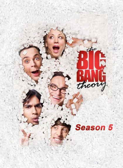 سریال The Big Bang Theory فصل پنجم