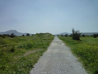 مسیر میان ارک شاهی و بخش مرکزی شهر