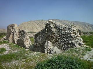 مسجد جامع شهر بیشاپور