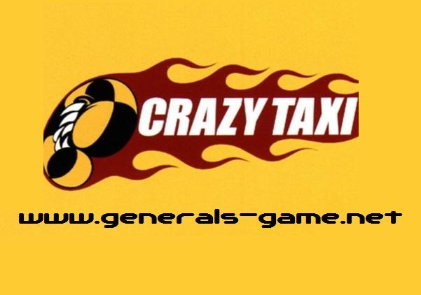 بازی crazy taxi از جنرالز گیم