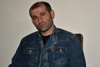 آقای صمد فتحی قهرمان موی تای از اردبیل