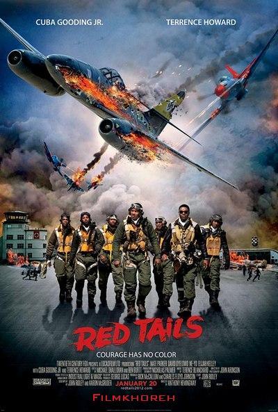 فیلم Red Tails 2012