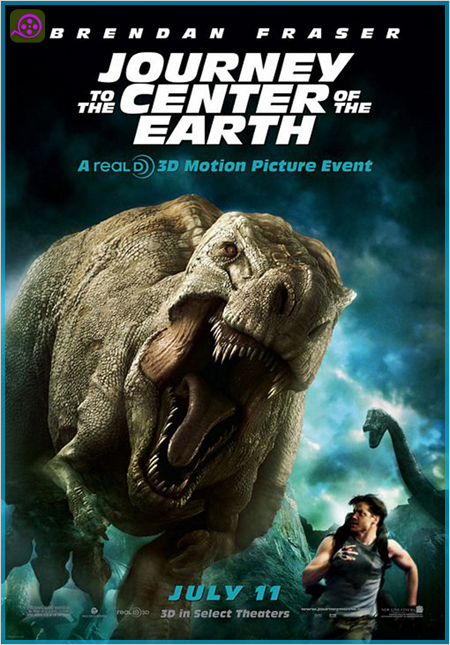 Journey to the Center of the Earth دانلود فیلم Journey To The Center Of The Earth 2008