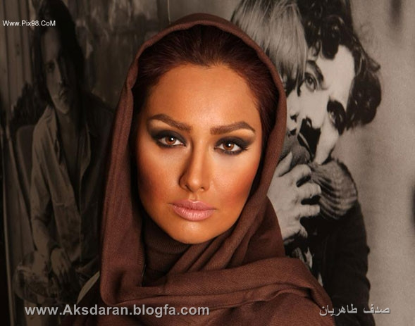 aksdaran blogfa com taherian 001 تصاوير جدید بازیگران زن ایرانی خرداد 91