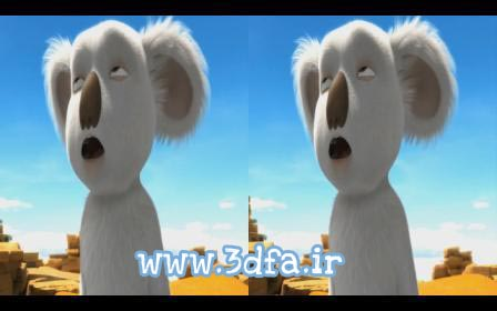 سینما سه بعدی الجی | cinema 3d LG | outback 3d | 3dfa.ir