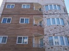گالری نمای ترکیبی ساختمان
