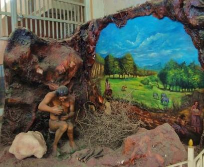 انسان غار نشین