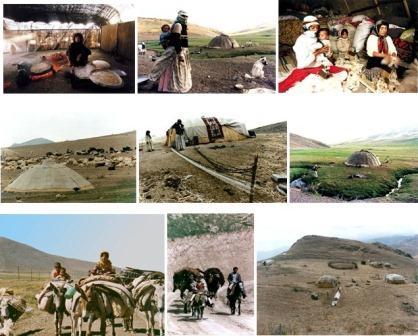 تاریخ کوچ نشینی در ایران
