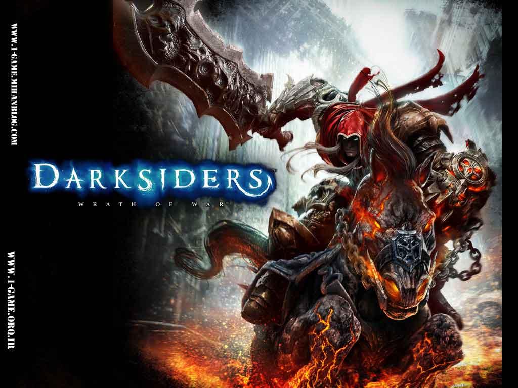 سیوهای 100 درصد بازی darksiders