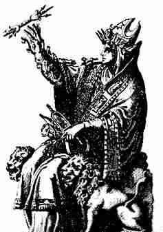 پوششی برای فریب ، کلیسا کدام خدا را می پرستد؟