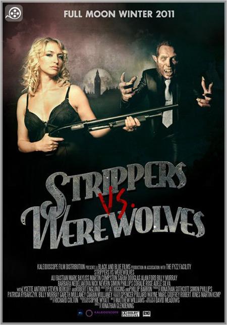 Strippers vs Werewolves دانلود فيلم Strippers vs Werewolves 2012