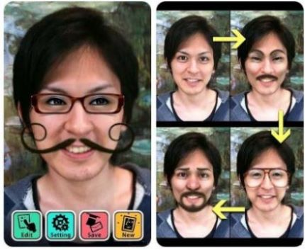 دانلود نرم افزار تغییر چهره عکس