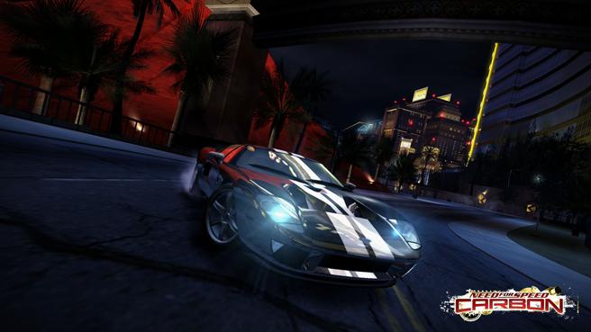 آزاد کردن ماشین های جدید در بازی Need For Speed Carbon