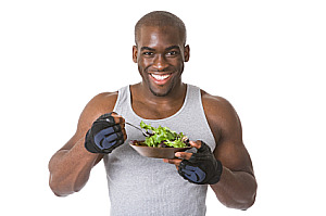 تغذیه مناسب ورزشکاران