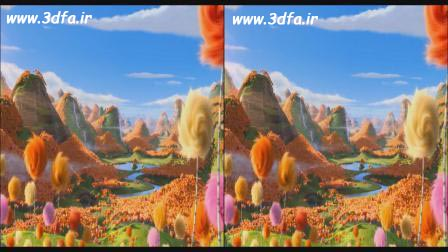 Dr. Seuss' The Lorax 3D Trailer