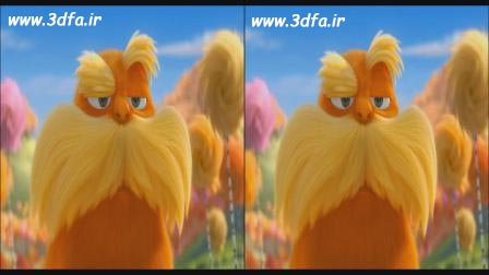 Dr. Seuss' The Lorax 3D Trailer | www.3dfa.ir