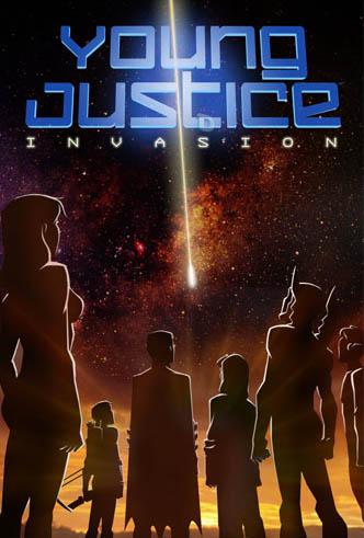 Young Justice Season 2 | فصل دوم انیمیشن عدالت جویان جوان