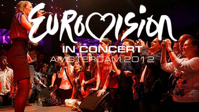 زمان و شبکه های پخش کننده Eurovision In Concert 2012