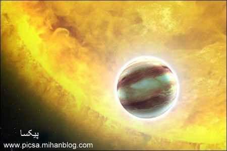 اولین کشف های فضا و كیهان در سال 2012