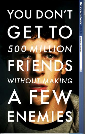 تحلیل فیلم شبکه اجتماعی The Social Network اثر دیوید فینچر(Davi
