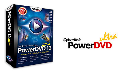 CyberLink PowerDVD Ultra v12