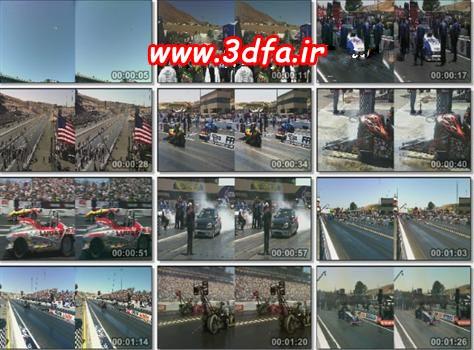 3d car racing | کلیپ 3 بعدی مسابقه ماشین سواری