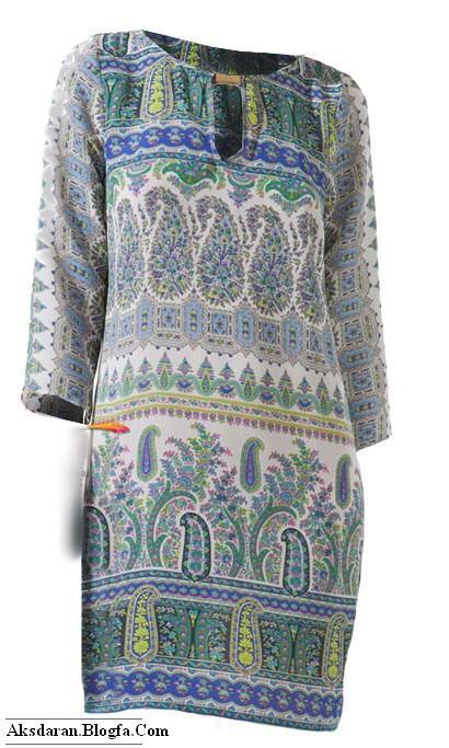 aksdaran blogfa com model manto 6 مدل هاي جديد مانتو تابستانی