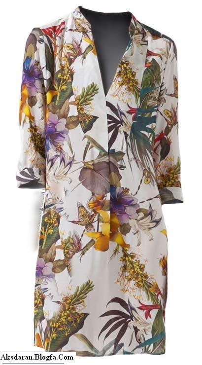aksdaran blogfa com model manto 9 مدل هاي جديد مانتو تابستانی
