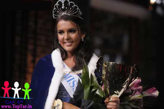 ملکه زیبایی سال 2012 فنلاند
