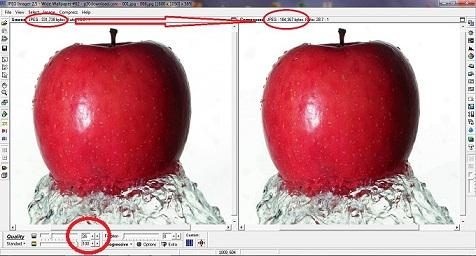 نرم افزاری براي فشرده سازی بالای حجم عکسها