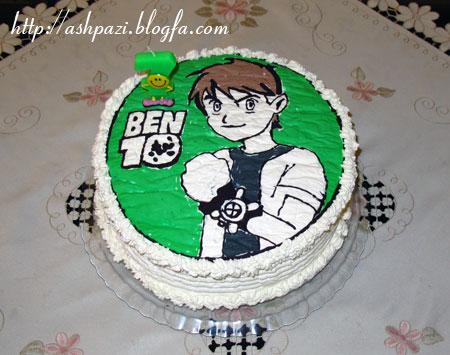 کیک بن تن