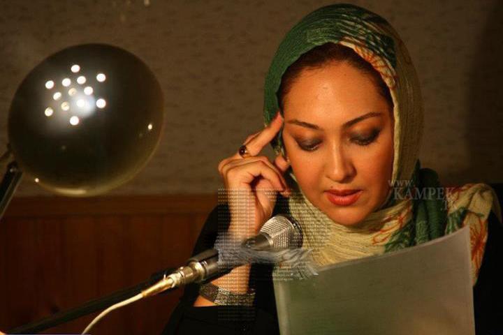 نیکی کریمی خرداد 91