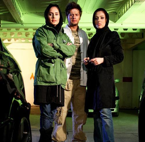 علی صادقی ، لیلا اوتادی و الناز شاکردوست