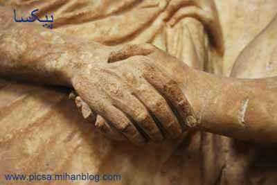 دست دادن و راز ها و تاریخچه آن در جهان باستان