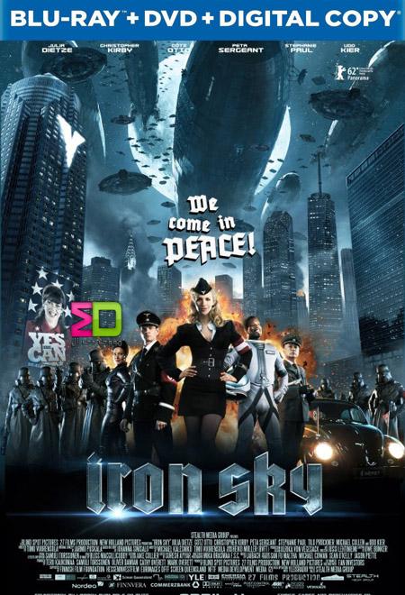 دانلود فیلم Iron Sky 2012