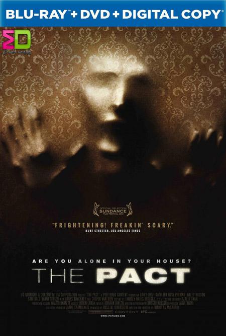 دانلود فیلم The Pact 2012