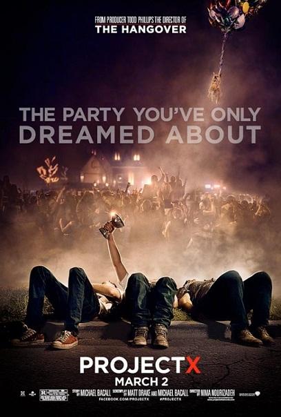 دانلود فیلم Project X 2012