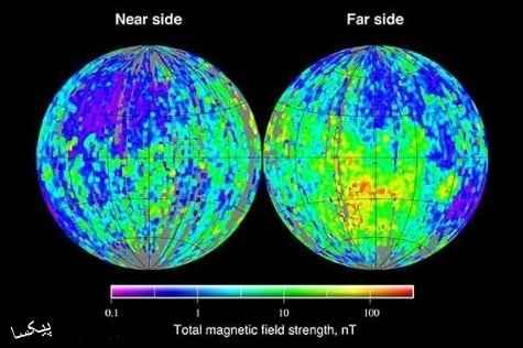 حل معمای منشاء مغناطیس ماه بعد از 40 سال