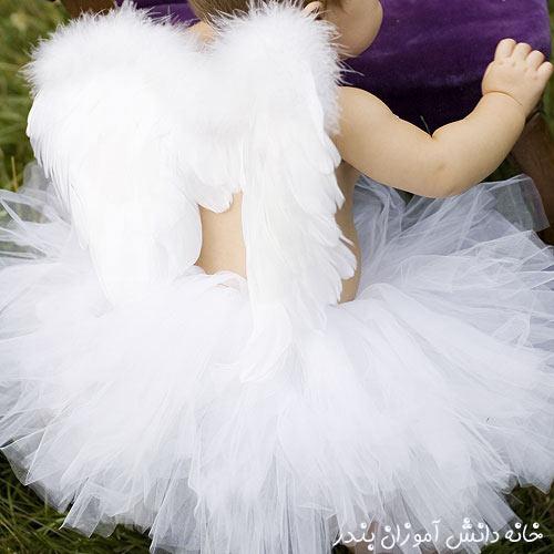 اموزش بهترین امضاء فرشته صندقچه اسرار - دامن فرشته