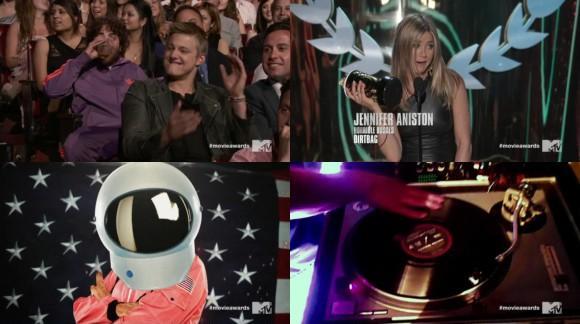 مراسم 2012 MTV Movie Awards