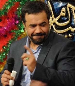 حاج محمودکریمی-حاج سیدمجیدبنی فاطمه-شام ولادت امام علی (ع) 1391-چیذر