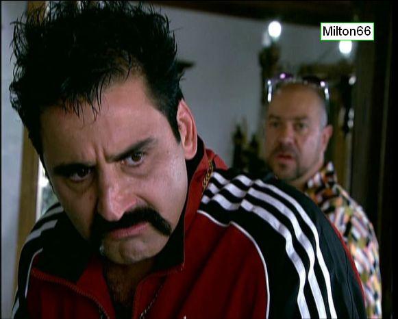 میلتون جیمنز و آقای ماریو در حال جعل و بحث